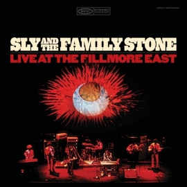 Sly & The Family Stone Live At Filmmore 2LP