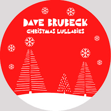 Dave Brubeck Christmas Lullabies LP - Red Viny-