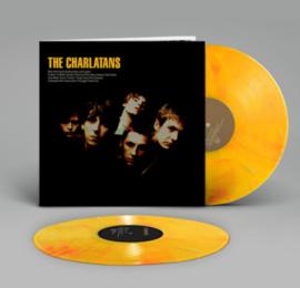 The Charlatans UK The Charlatans 2LP -Marbled Yellow Vinyl-