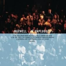 Maxwell - MTV Unplugged LP