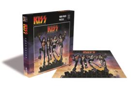 Kiss Destroyer Puzzel