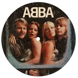 Abba Knowing Me, Knowing You Ltd.picture disc