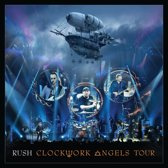 Rush Clockwork Angels Tour 5LP
