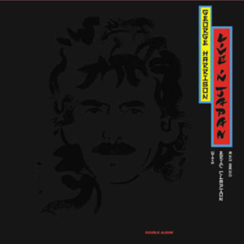 George Harrison Live in Japan 180g 2LP