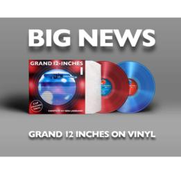 Ben Liebrand Grand 12 Inches Vol.1 2LP - Coloured Vinyl-