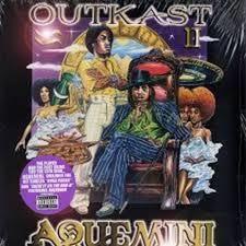 Outkast Aquemini  3LP