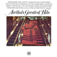 Aretha Franklin Greatest Hits LP