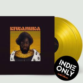 Michael Kiwanuka Kiwanuka 2LP - Yellow Vinyl -