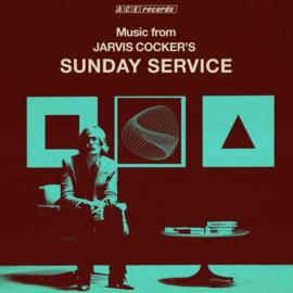 Jarvis Cocker Music From Jarvis Cocker's Sunday Service 2LP