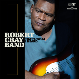 The Robert Cray Band That's What I Heard LP