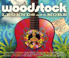 Woodstock Legends And More 3CD