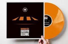 Rowwen Heze Onderaan Beginne LP - Oranje Vinyl-