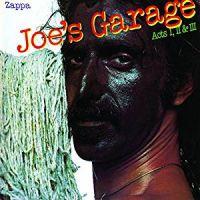 Frank Zappa Joe's Garage LP