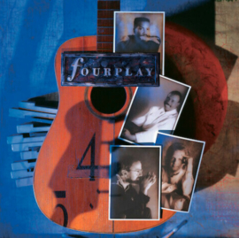 Fourplay Fourplay (30th Anniversary Edition) Numbered Limited Edition 180g 2LP -Blue Vinyl-