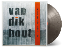 Van Dik Hout Het Beste Van 1994-2001 2LP - Silver Vinyl-