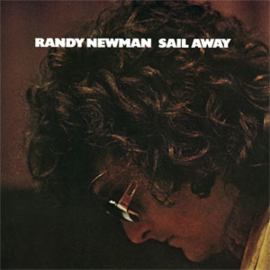 Randy Newman Sail Away LP