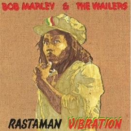 .Bob Marley & The Wailers Rastaman Vibration 180g LP