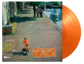 Solution Solution LP - Orange Vinyl-