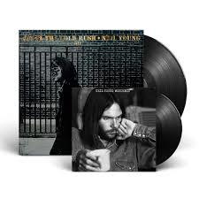 """Neil Young After The Gold Rush 50th Anniversary Numbered 180g LP & 7"""" Vinyl Box Set"""