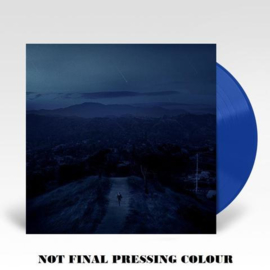 Finneas Blood Harmony LP -Opaque Blue Vinyl-