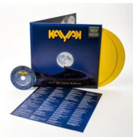 Kayak Out Of This World 180g 2LP & CD - Yellow Vinyl-