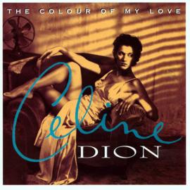 Celine Dion Colour Of My Love 2LP