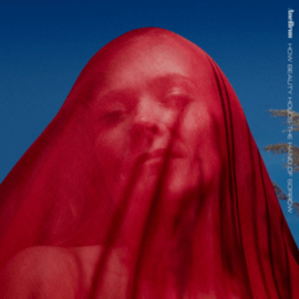 Ane Brun How Beauty Holds The Hand Of Sorrow LP - Red Vinyl-