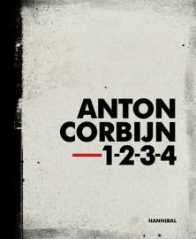 Anton Corbijn 1-2-3-4  Boek