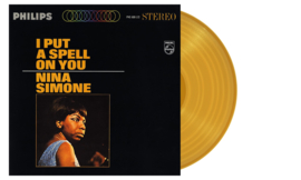 Nina Simone I Put A Spell On You 180g LP - Orange Vinyl-