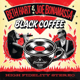 Beth Hart & Joe Bonamassa Black Coffee 2LP