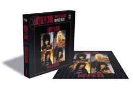 Motley Crue Shout At The Devil Puzzel