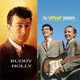 Buddy Holly & The Crickets The Chirping Crickets Hybrid Mono SACD