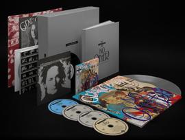 Gene Clark No Other LP + 3 x SACD + blu-ray + 7″ single + hardcover book - Deluxe Box-