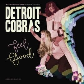 Detroit Cobras Feel Good (One-Sided/Silkscreened)