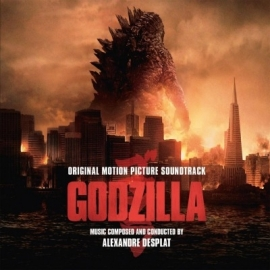 ORIGINAL SOUNDTRACK GODZILLA (ALEXANDRE DESPLAT) 2LP