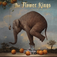 Flower Kings - Waiting For Miracles 2LP + 2CD