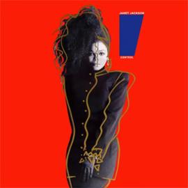 Janet Jackson Control LP