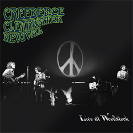 Creedence Clearwater Revival Live at Woodstock CD