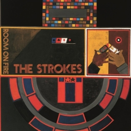 The Stokes - Room On Fire LP