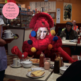 Roisin Murphy Overpowered 2LP - Orange Pink Vinyl