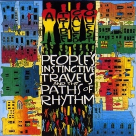A Tribe Called Quest People's Instinctive..2LP