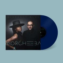 Morcheeba Blackest Blue LP - Blue Vinyl -
