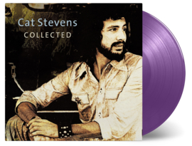 Cat Stevens Collected 2LP - Purple Vinyl-