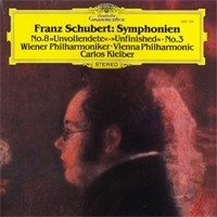 Schubert - Symphonies 8 & 3 HQ LP