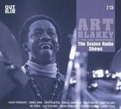 Art Blakey & The Jazz Messengers - The Sesjun Radio Shows 2LP