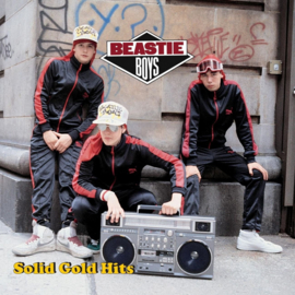 Beastie Boys Solid Gold Hits 2LP