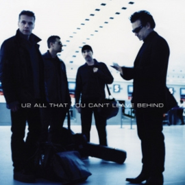 U2 All That You Can't Leave Behind 2CD