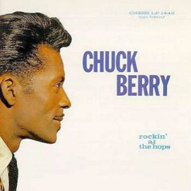 Chuck Berry Rockin' At The Hops LP - Green Vinyl-