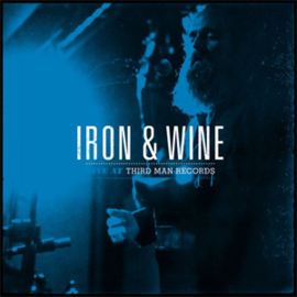 Iron & Wine Live At Third Man Records LP