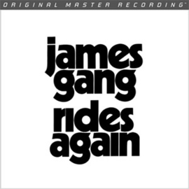 The James Gang Rides Again Numbered Limited Edition Hybrid Stereo SACD